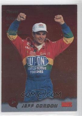 1995 Finish Line Images Race Reflections Jeff Gordon #JG3 - Jeff Gordon /1995