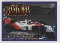 Adelaide Grand Prix Legends (Alain Prost)