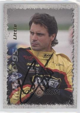 1995 Maxx Autographs [Autographed] #152 - Chad Little