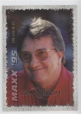 1995 Maxx #86 - Larry Hedrick