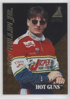 1995 Pinnacle Zenith #19 - Bobby Hillin Jr.