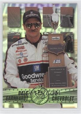 1995 Press Pass Premium Holofoil #1 - Dale Earnhardt
