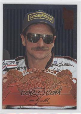 1995 Press Pass VIP - Fan's Choice #FC1 - Dale Earnhardt