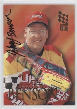 1995 Press Pass VIP Autographs #37 - Johnny Benson