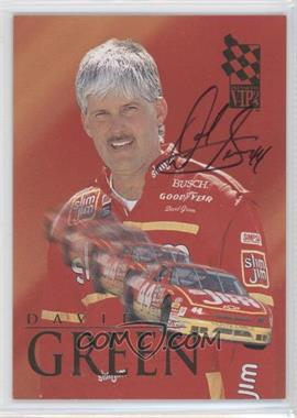 1995 Press Pass VIP Autographs #40 - David Green