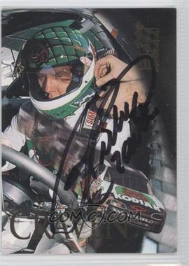 1995 Press Pass VIP Autographs #8 - Ricky Craven