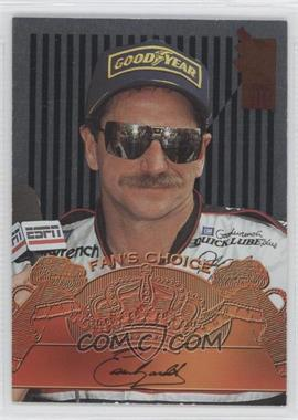 1995 Press Pass VIP Fan's Choice #FC1 - Dale Earnhardt