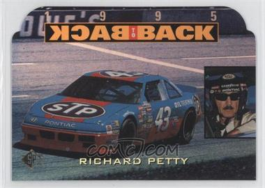1995 SP - Back to Back #BB1 - Richard Petty