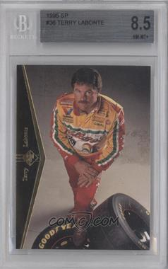 1995 SP - [Base] #36 - Terry Labonte [BGS 8.5]