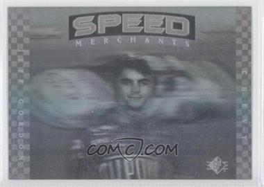 1995 SP [???] #SM24 - Jeff Gordon