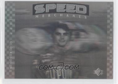 1995 SP Speed Merchants #SM24 - Jeff Gordon