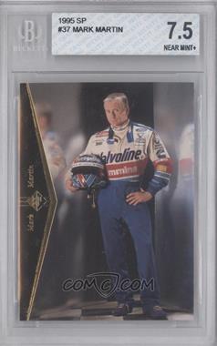 1995 SP #37 - Mark Martin [BGS7.5]