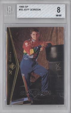 1995 SP #56 - Jeff Gordon [BGS 8]