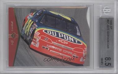 1995 SP #97 - Jeff Gordon [BGS8.5]