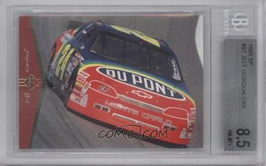 1995 SP #97 - Jeff Gordon [BGS 8.5]