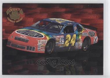 1995 Select - Promos #8 - Jeff Gordon