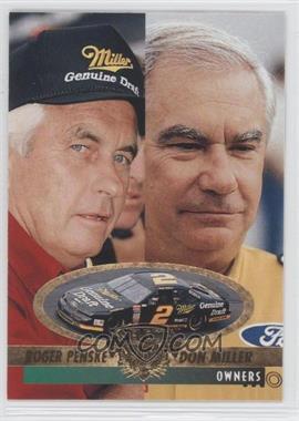1995 Select #83 - Roger Penske/Don Miller