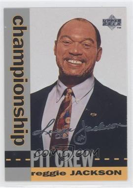 1995 Upper Deck - [Base] - Silver Signatures/Electric Silver #134 - Reggie Jackson