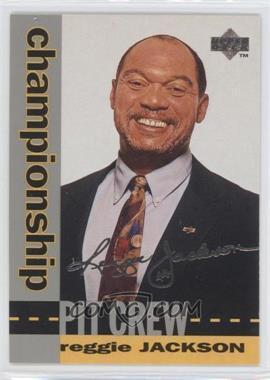 1995 Upper Deck Silver Signatures/Electric Silver #134 - Reggie Jackson