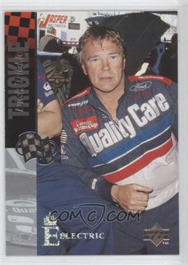 1995 Upper Deck Silver Signatures/Electric Silver #195 - Dick Trickle