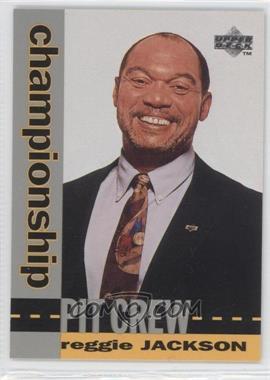 1995 Upper Deck #134 - Reggie Jackson