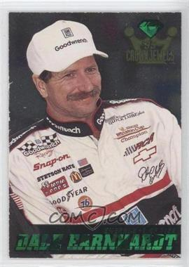 1995 Wheels Crown Jewels Emerald #01 - Dale Earnhardt /1199