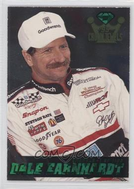 1995 Wheels Crown Jewels Emerald #1 - Dale Earnhardt /1199