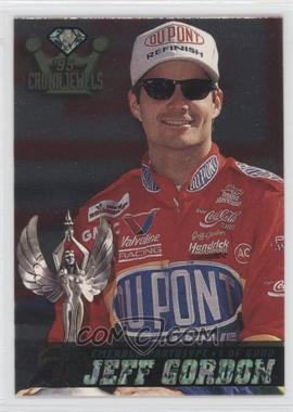 1995 Wheels Crown Jewels Prototypes Emerald #P1 - Jeff Gordon /6000