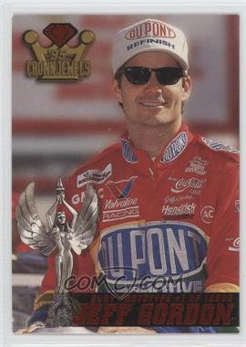 1995 Wheels Crown Jewels Prototypes Ruby #P1 - Jeff Gordon /12000