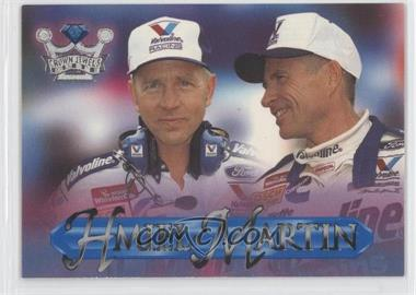 1996 Crown Jewels Elite Sapphire #53 - Mark Martin