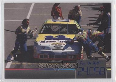 1996 Maxx Over the Wall #OTW4 - Bobby Allison
