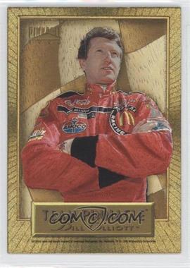 1996 Pinnacle - Team Pinnacle #7 - Bill Elliott, Mike Beam