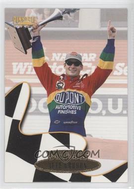 1996 Pinnacle [???] #85 - Jeff Gordon