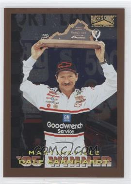 1996 Pinnacle Racer's Choice Speedway Collection Artist's Proof #84 - Dale Earnhardt