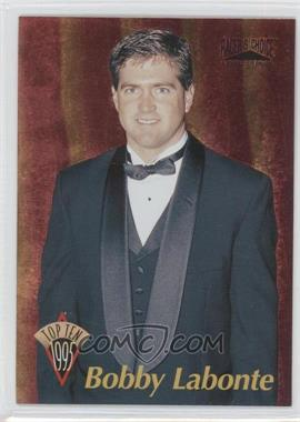 1996 Pinnacle Racer's Choice Top Ten 1995 #10 - Bobby Labonte