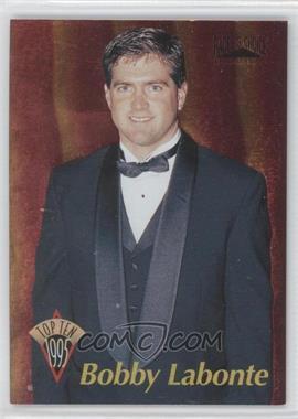 1996 Pinnacle Racer's Choice Top Ten 1995 #10 - Bobby Labonte