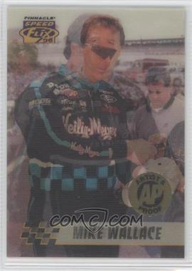 1996 Pinnacle Speed Flix Artist Proof #33 - Mike Wallace