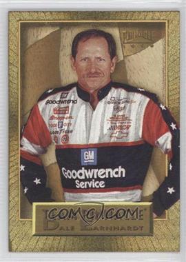 1996 Pinnacle Zenith Team Pinnacle #3 - Dale Earnhardt