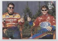 Johnny Benson, Jeff Gordon