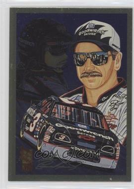 """1996 Press Pass VIP - Sam Bass """"Top Flight"""" - Gold #SB 1 - Dale Earnhardt"""