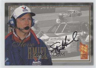 1996 Press Pass VIP Autographs #N/A - Steve Hmiel