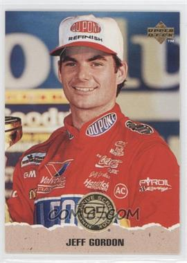 1996 Upper Deck - [Base] #72 - Jeff Gordon