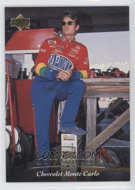 1996 Upper Deck - [Base] #JG1 - Jeff Gordon