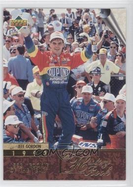 1996 Upper Deck [???] #138 - Jeff Gordon