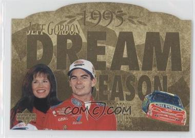 1996 Upper Deck [???] #C1 - Jeff Gordon
