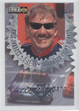 1996 Upper Deck Collector's Choice [???] #1-A - Dale Jarrett