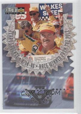1996 Upper Deck Collector's Choice [???] #1-G - Terry Labonte