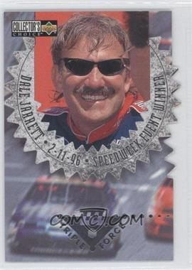 1996 Upper Deck Collector's Choice [???] #1 - Dale Jarrett