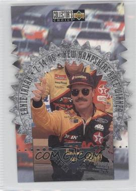1996 Upper Deck Collector's Choice [???] #2-I - Ernie Irvan
