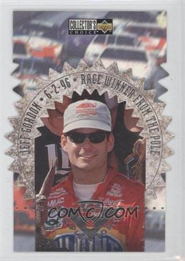 1996 Upper Deck Collector's Choice [???] #2 - Jeff Gordon